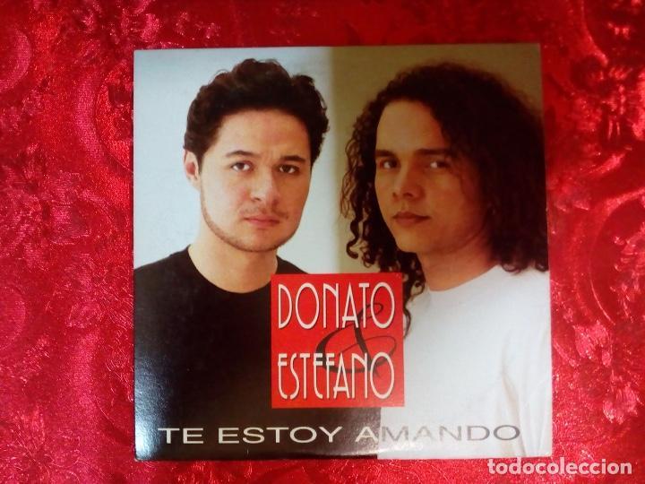 Donato Estefano Te Estoy Amando Sin Ti Comprar Cds De Música Latina En Todocoleccion 120103035