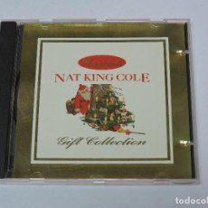 CDs de Música: NAT KING COLE - CHRISTMAS (GIFT COLLECTION) CD. Lote 120121347