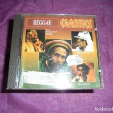 CDs de Música: REGGAE CLASSICS. BOB MARLEY, DILLINGER... CD. EDITADO EN HOLANDA. Lote 120132367