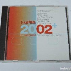 CDs de Música: EMPIRE 2002 - THE HOTTEST SOUNDTRACKS NOW CD. Lote 120155083