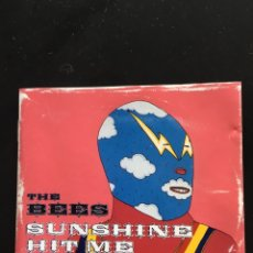 CDs de Música: THE BEES SUNSHINE HIT ME. Lote 67307425