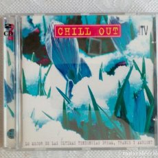 CDs de Música: CHILL OUT ( 2 CD'S ) - DREAM, TRANCE Y AMBIENT - 1998. Lote 120188355