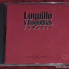 CDs de Música: LOQUILLO Y TROGLODITAS (HOMBRES) CD 1991. Lote 120203323