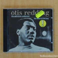 CDs de Música: OTIS REDDING - THE DEFINITIVE COLLECTION THE DOCK OF THE BAY - CD. Lote 120206895