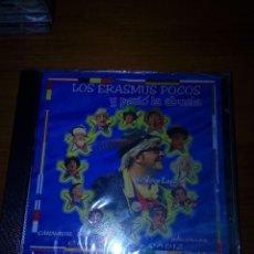 CDs de Música: LOS ERASMUS POCOS Y PARIÓ LA ABUELA. CARNAVAL CHIRIGOTA DE CADIZ. NUEVO PRECINTADO. B2CD. Lote 120245547