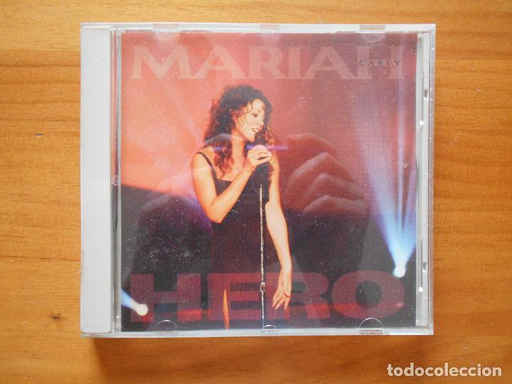 CD SINGLE MARIAH CAREY - HERO (J9) (Música - CD's Pop)