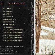 CDs de Música: CONCIERTO DE NAVIDAD - CARRERAS, PAVAROTTI, DOMINGO - ROYAL PHILARMONIC ORCHESTRA. Lote 120307643