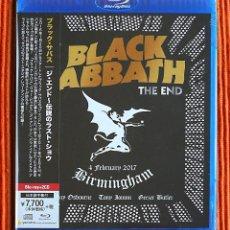 CDs de Música: BLACK SABBATH THE END 2CD + 1 BLU-RAY SET JAPÓN 2017 NUEVO Y PRECINTADO. Lote 120338355