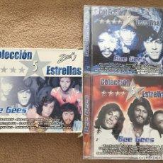 CDs de Música: COLECCION 5 ESTRELLAS BEE GEES 2 CDS - CD MUSICA KREATEN. Lote 120353859