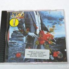 CDs de Música: YES - TORMATO CD. Lote 120366147