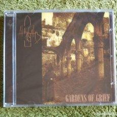 CDs de Música: AT THE GATES - GARDENS OF GRIEF CD NUEVO Y PRECINTADO - DEATH METAL. Lote 120463667