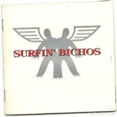 CDs de Música: SURFIN' BICHOS. HERMANOS CARNALES (CD ALBUM 1992). Lote 120496123