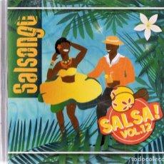 CDs de Música: SALSONGU SALSA! VOL. 12 (CD). Lote 120503119