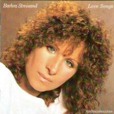 CDs de Música: BARBRA STREISAND - LOVE SONGS - CD ALBUM - 14 TRACKS - BMG RECORDS - AÑO 1993. Lote 120523203