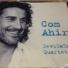 CDs de Música: XEVI GATA QUARTET / COM AHIR / CD AUTOEDITADO / 8 TEMAS / CALIDAD LUJO.. Lote 120674975
