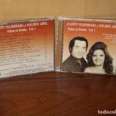 CDs de Música: JUANITO VALDERRAMA Y DOLORES ABRIL - PELEAS EN BROMA VOLUMEN 1 - CD . Lote 120714675