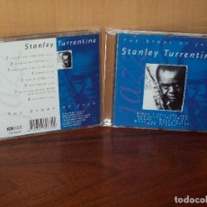 CDs de Música: STANLEY TURRENTINE - THE STORY OF JAZZ - CD . Lote 120715119