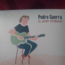 CDs de Música: PEDRO GUERRA EL MONO ESPABILADO. NUEVO. Lote 185897493