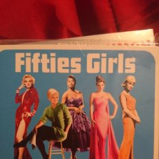 CDs de Música: FIFTIES GIRLS 75 ORIGINAL RECORDING ON 3 CDS. NUEVO. Lote 120844467