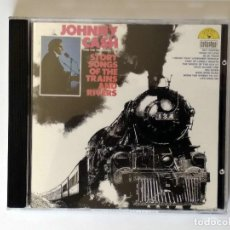 CDs de Música: JOHNNY CASH & THE TENNESSEE TWO - STORY SONGS OF THE TRAINS AND RIVERS - CD. BELLAPHON, AÑO 1991.. Lote 120846611