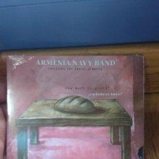 CDs de Música: ARMENIA NAVY BAND CANCIONES CON LETRAS ARMENIAS HOW MUCH IS YOUR. PRECINTADO. Lote 176885403