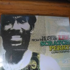 CDs de Música: LEE SCRATCH PERRY THE UPSETTER FROM THE BLACK ARK. PRECINTADO. Lote 120874123