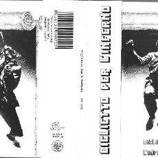 CDs de Música: BIGLIETTO PER L´INFERNO: BIGLIETTO PER L´INFERNO. CLÁSICO PROGRESIVO MELÓDICO ITALIANO. Lote 120878783