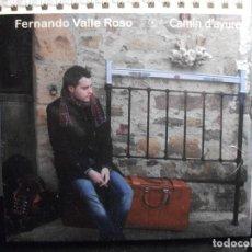 CDs de Música: FERNANDO VALLE ROSO CAMIN DÀYURES CD PRECINTADO PRINCIPADO DE ASTURIAS PEPETO. Lote 120887879