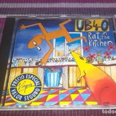 CDs de Música: UB40 - RAT IN THE KITCHEN AÑO 1986 - CD. Lote 120895595