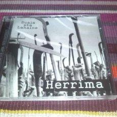 CDs de Música: SUAIA ETA LAHAINE HERRIMA ASKAPEN SOUND SISTEMA CD NUEVO. SIN DESPRECINTAR. Lote 120898631