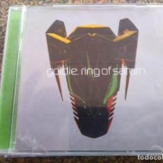 CDs de Música: CD -- GOLDIE. RING OF SATURN -- 7 TEMAS --. Lote 120911391