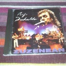 CDs de Música: ANJE DUHALDE ZUZENEAN CD ELKAR 1993 19 KANTA. Lote 120919911