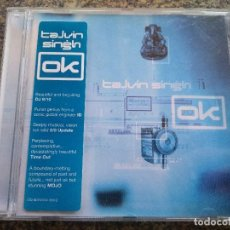 CDs de Música: CD -- TALVIN SINGH -- OK -- 1998 - 11 TEMAS --. Lote 120929567