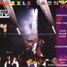 CDs de Música: PUZZLETRON - 2XCD RECOPILATORIO. Lote 120932119