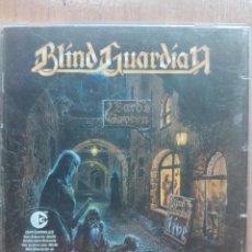 CDs de Música: CD DOBLE.BLIND GUARDIAN LIVE.. Lote 120933627