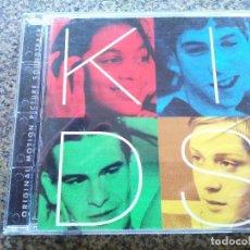 CDs de Música: CD -- KIDS-FOLK IMPLOSION - BANDA SONORA ORIGINAL --. Lote 120960619