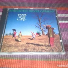 CDs de Música: ARRESTED DEVELOPMENT: 3 YEARS, 5 MONTHS AND 2 DAYS IN THE LIFE OF. Lote 120996815
