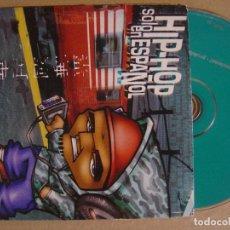 CDs de Música: HIP HOP SOLO EN ESPAÑOL - CD SINGLE PROMO - 7 NOTAS 7 COLORES + EL PAYO MALO + SOLO LOS SOLOS + VKR. Lote 121039795