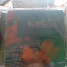 CDs de Música: COLTRANE LIVE AT THE VILLAGE VANGUARD. PRECINTADO. Lote 121104256