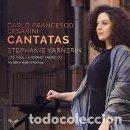 CDs de Música: CARLO FRANCESCO CESARINI - CANTATAS (CD) ACADEMIA MONTIS REGALIS. Lote 135027809