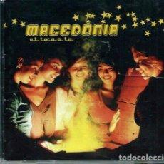 CDs de Música: MACEDONIA - ET TOCA A TU - 15 NADALES I 1 CANÇO DE BRESSOL - DISCMEDI 2009 - CD ORIGINAL + AUTOGRAFS. Lote 121167163