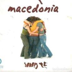 CDs de Música: MACEDONIA - SAKAM TE - DISCMEDI 2006 - CD ORIGINAL. Lote 121167415