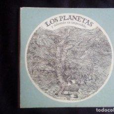 CDs de Música: LOS PLANETAS: Y ADEMÁS ES IMPOSIBLE, CD SINGLE BMG 82876629522. SPAIN, 2004. GATEFOLD. Lote 121178863