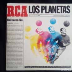 CDs de Música: LOS PLANETAS: UN BUEN DÍA, CD SINGLE RCA / BMG 74321 784842. SPAIN, 2000. Lote 121180131