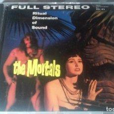CDs de Música: THE MORTALS - RITUAL DIMENSION OF SOUND - 1992 - GARAJE, GARAGE ROCK. Lote 121183467