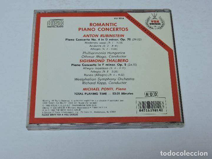 Romantic Piano Concertos - Rubinstein, Thalberg