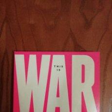 CDs de Música: CD WAR CD + DVD. Lote 118751976