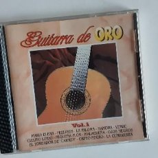 CDs de Música: (SEVILLA) CD - GUITARRA DE ORO VOL 1. Lote 121197251