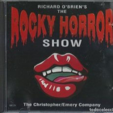 CDs de Música: ROCKY HORROR SHOW CD ORIGINAL 1993 (ATENCION COMPRA MINIMA 15 EUROS). Lote 121296587