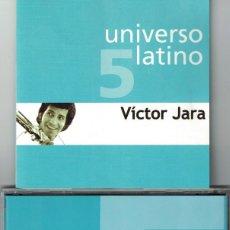 CDs de Musique: UNIVERSO LATINO 5 - VICTOR JARA (CD, EUROTROPICAL 2001). Lote 137374961